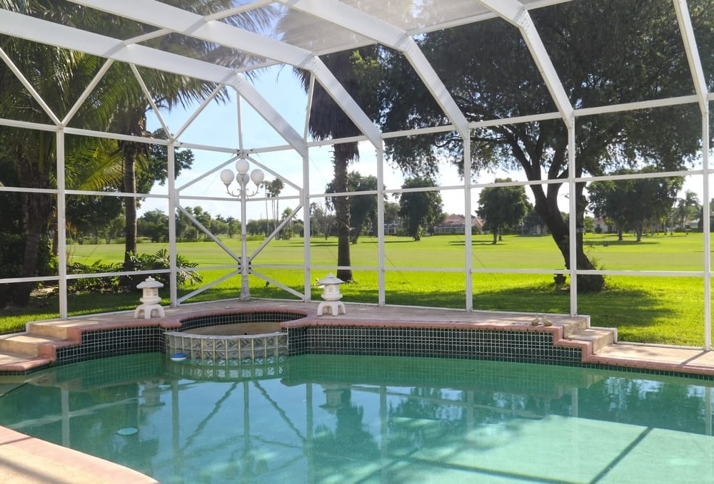 Are Pool Cages Covered by Insurance
