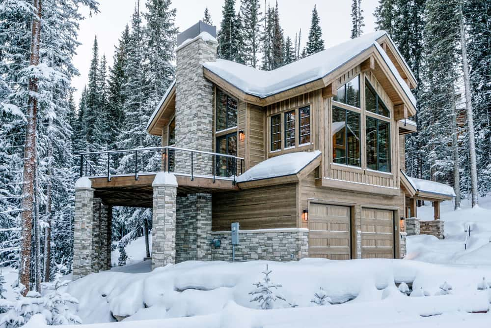Wood Siding Durability in Cold Climates
