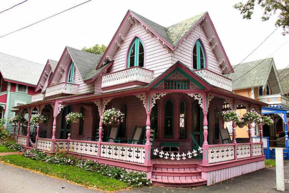Homeowners Insurance for Gingerbread Historic Homes