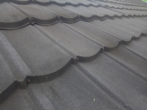 Stone Coated Steel Roof
