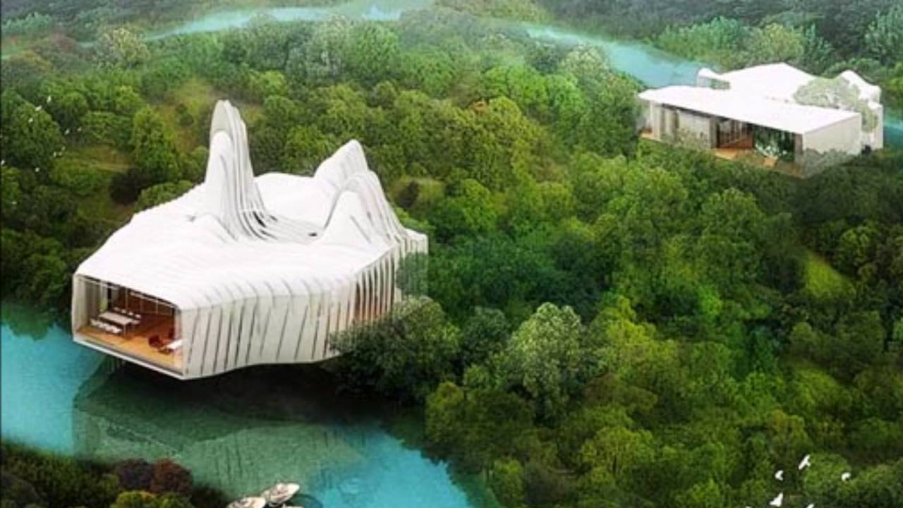 The 9 Most Creative Homes on Earth