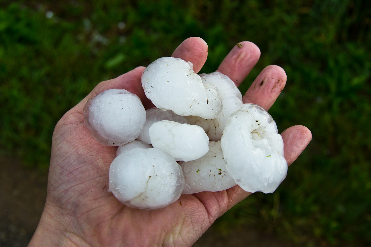 Texas Homeowners - Know Your Hail Resistant Roofing Credits